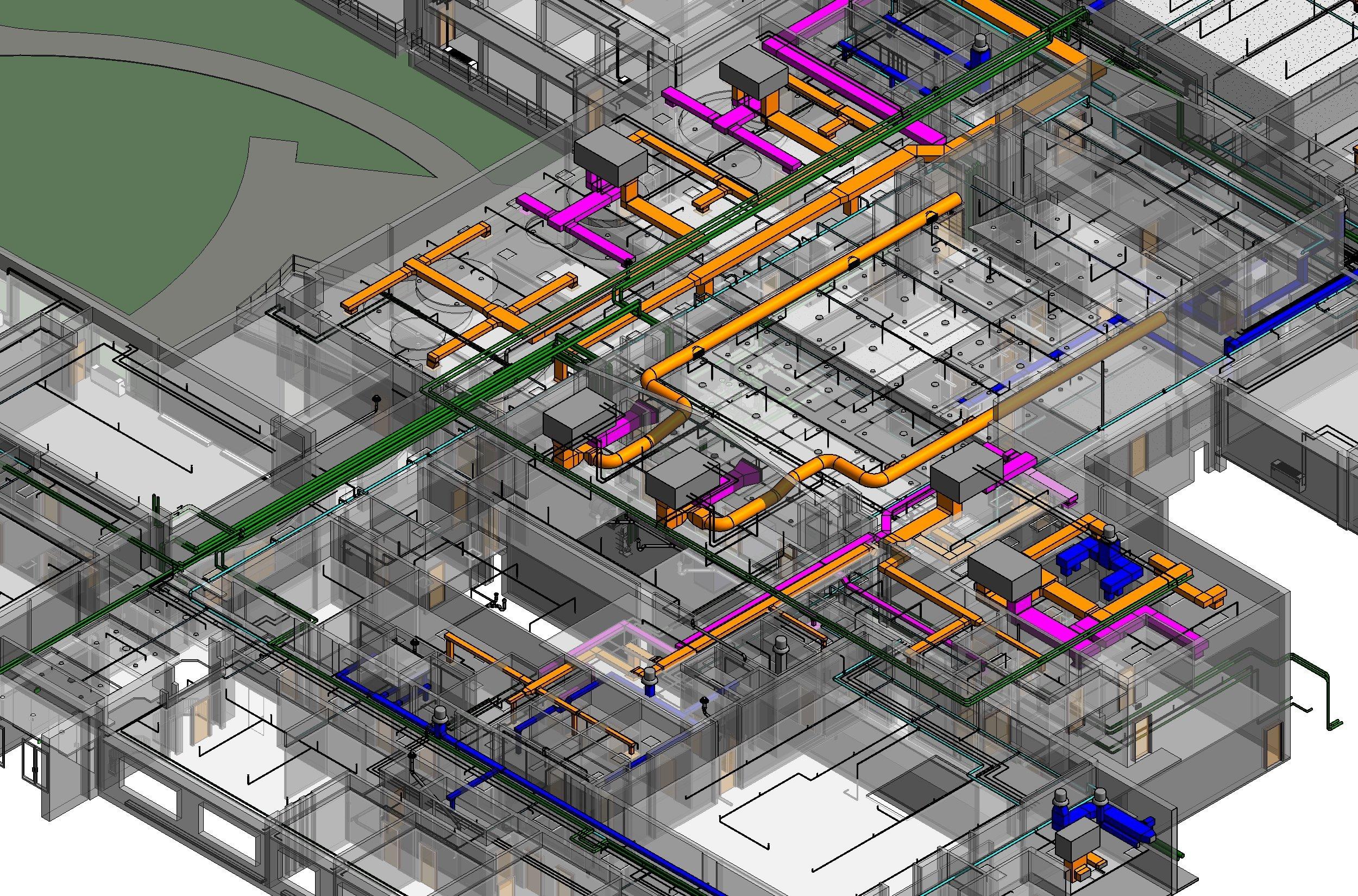 progettazione impianti tecnologici Stesia Engineering