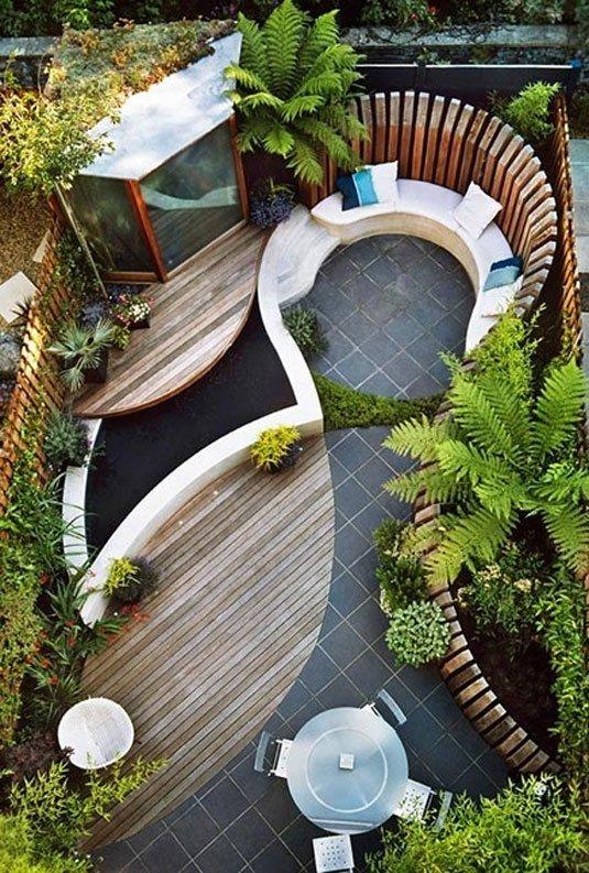 servizi di progettazione giardini